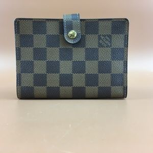 Preowned Louis Vuitton 6 Ring Agenda PM Damier